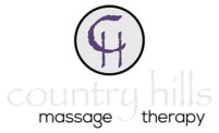 Country Hills Massage Therapy Calgary Logo